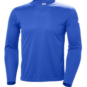 Helly Hansen M's Tech Crew Shirt Olympian Blue